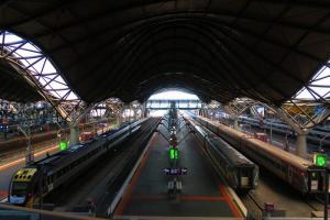 Melbourne Southern Cross Station